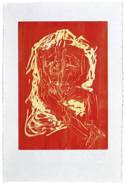 Georg Baselitz, 'Das Haus from Remix', 2007