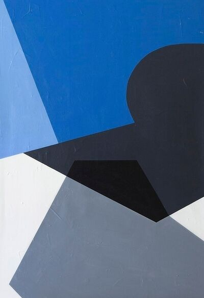 Janet McGreal, 'Blue', 2014
