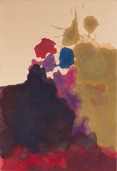 Helen Frankenthaler, 'Untitled', 1962-1963