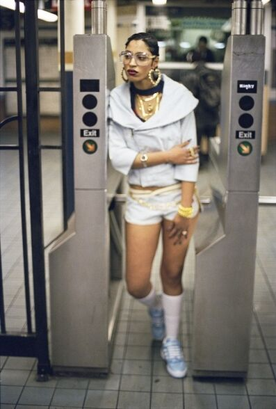 Jamel Shabazz, 'Fly Girl, NYC ', 2004