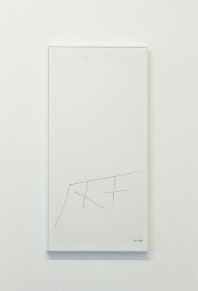"""Mira Schendel, 'Untitled, """"Linhas"""" Series', 1964"""