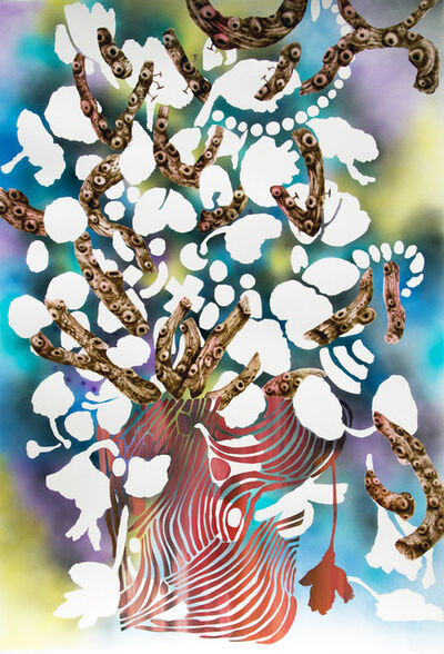 Carlson Hatton, 'Ether Floral', 2016