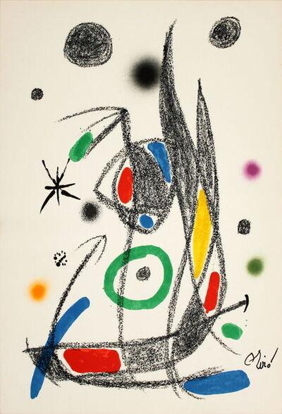 Joan Miró, 'Maravillas #1066', 1975