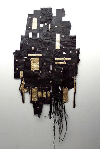 Clay Apenouvon, 'Dans les Yeux de ma Mere, IV', 2018