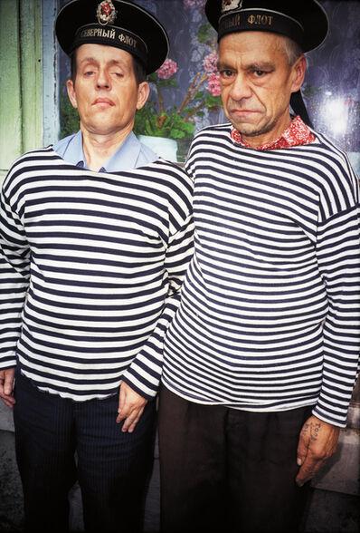 Sergey Bratkov, '#1 (from the Sailors Series)', 2001