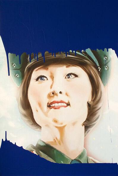 Mina Cheon, 'UMMA, Self Portrait in Green', 2017