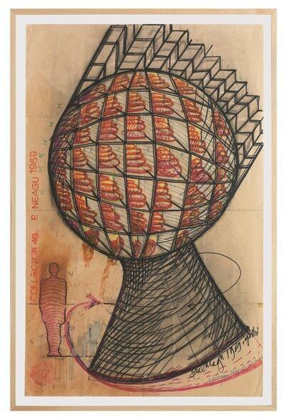 Paul Neagu, 'Collector', 1969