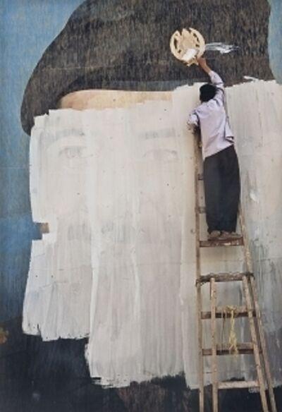 alexandra boulat, 'Untitled (Bagdad Portrait)'