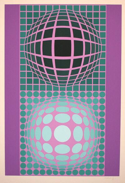 Victor Vasarely, 'Double Vega'