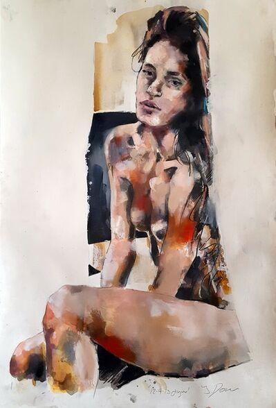Thomas Donaldson, '12/4/18 Figure', 2018