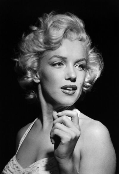 Murray Garrett, 'Marilyn Monroe Hollywood Candid Cover, Cropped', ca. 1953/Printed 2014