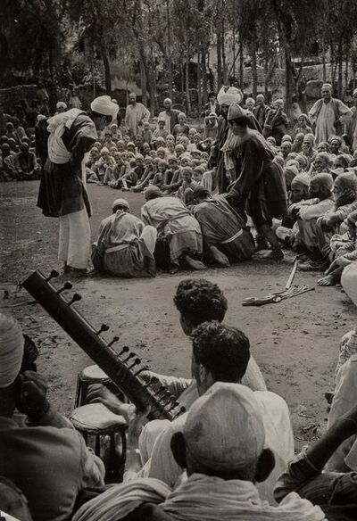 Henri Cartier-Bresson, 'Untitled (Kashmir, India)', circa 1948-printed later