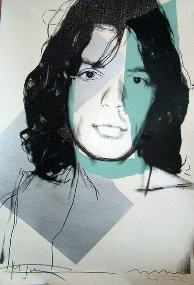 Andy Warhol, 'Mick Jagger (FS II.138)', 1975