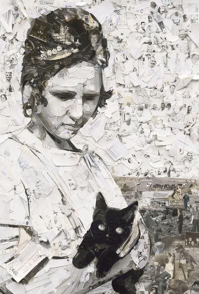Vik Muniz, 'New Kitten (Album)', 2014