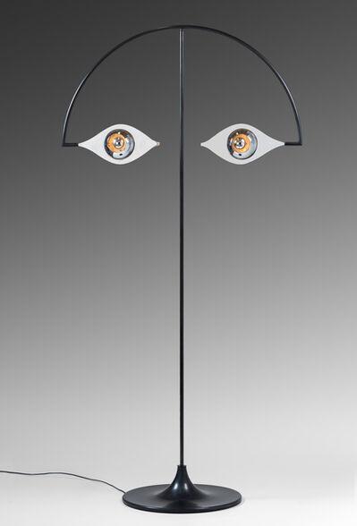 """Yonel Lebovici, '""""Les Yeux sans Visage"""" floor lamp', 1981"""