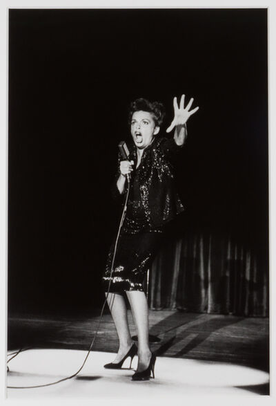 William Claxton, 'Judy Garland, Las Vegas, 1961', 1961