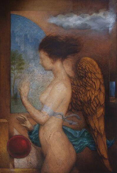 John Foxx, 'Games of Angels # 1', 2012
