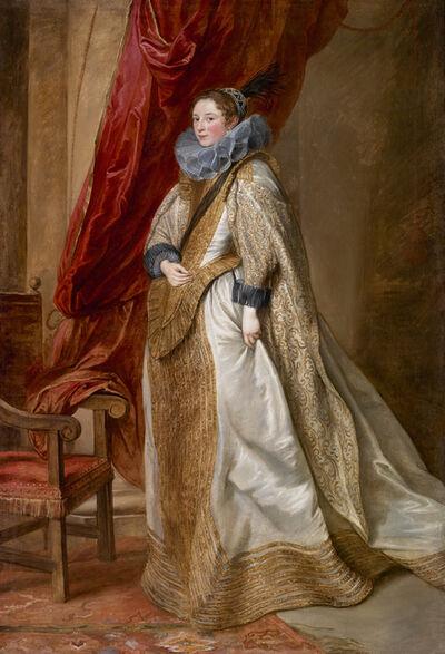 Anthony van Dyck, 'Genoese Noblewoman', 1625-1627