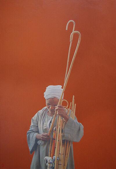 ATEF AHMED, 'Sticks hawker '