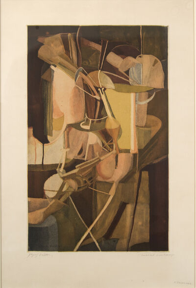 Marcel Duchamp, 'Mariée (Bride', 1934