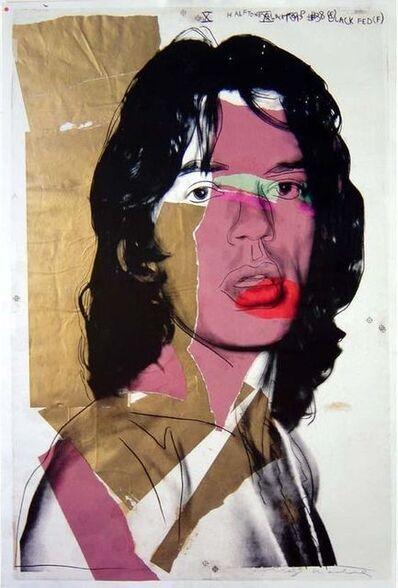 Andy Warhol, 'Mick Jagger - 1975', 2010