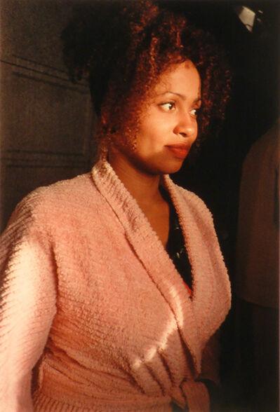 William Eggleston, 'Lisa Nicole Carson, House, Eve's Bayou ', 1996