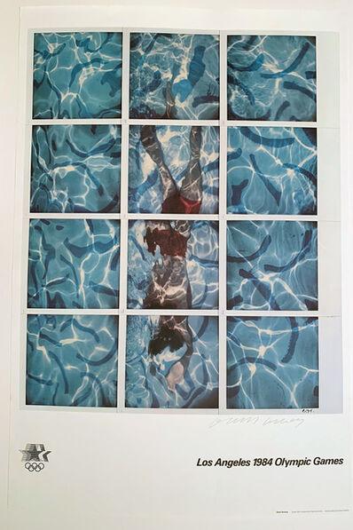 David Hockney, '1984 LA Olympics Signed Poster Portfolio', 1984