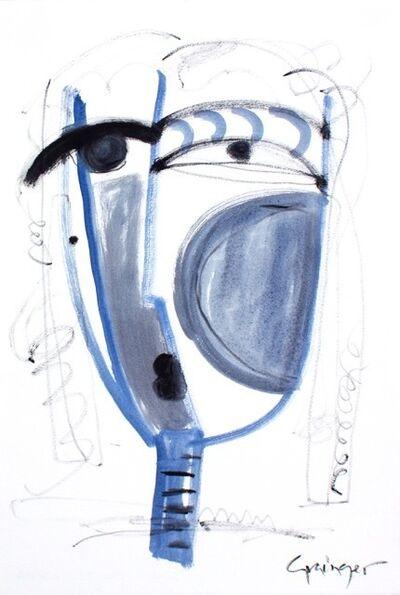 Lesley Grainger, 'Blue No. 1', 2017