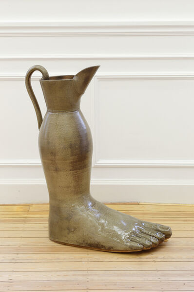 Daniel Dewar & Grégory Gicquel, 'Large Stoneware Vessel n°04', 2014