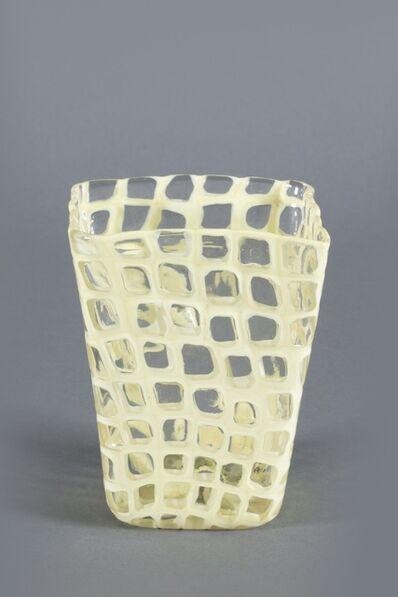 Tobia Scarpa, 'Venini, Murano, Occhi series vase', ca. 1960
