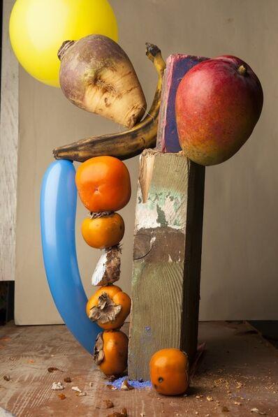 Lorenzo Vitturi, 'Caco Twisted Balloon and Falling Mango', 2013