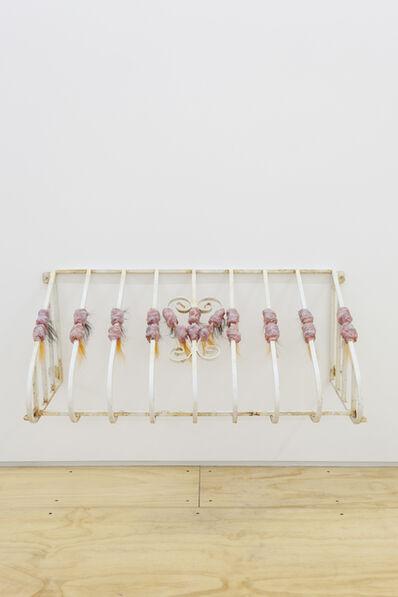 Stewart Uoo, 'Security Window Grill X', 2014
