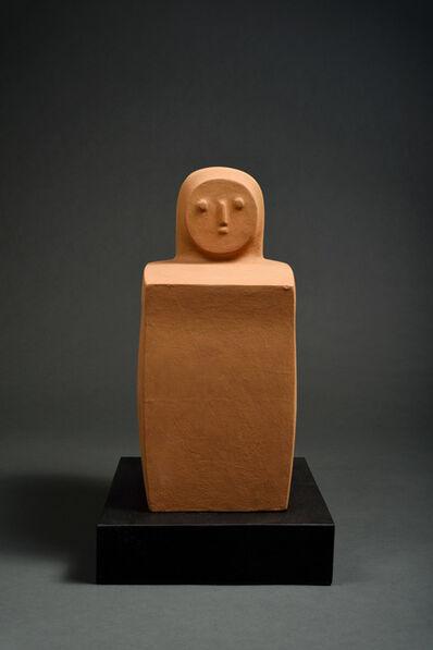 Jong-Tae Choi, 'Sitting Figure', 2018