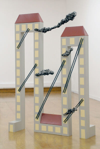 Bevis Martin & Charlie Youle, 'Burning Buildings', 2013