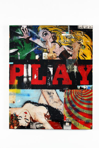 Greg Miller, 'Play', 2018