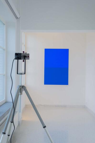 Stijn Cole, 'Blue / blue', 2019