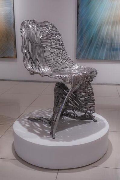 Gil Bruvel, 'Dichotomy Chair'