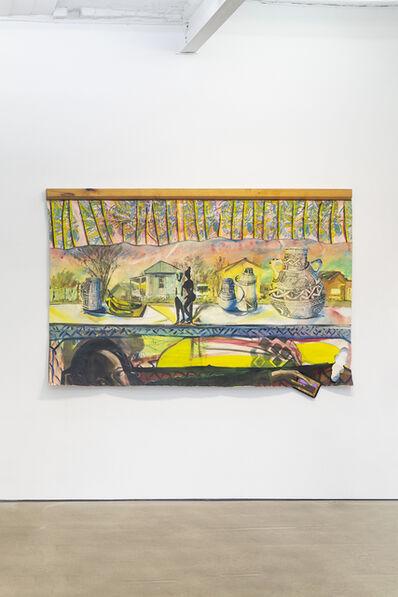 Paula Wilson, 'Window Sill ', 2015-2018