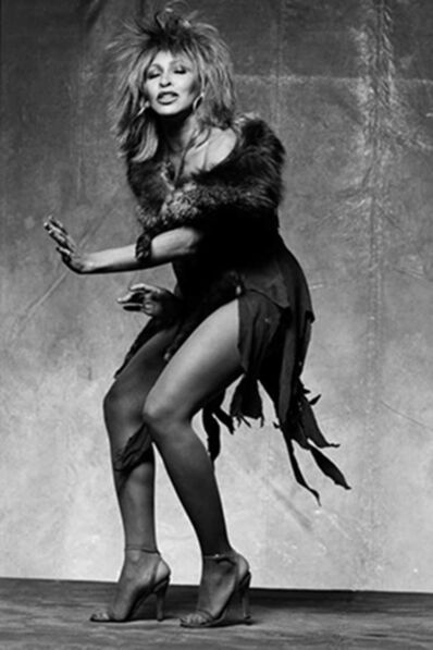 Norman Seeff, 'Tina in Motion; Tina Turner, Los Angeles', 1983