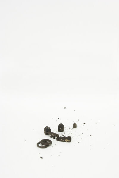 Yahui Wang, 'Everything begins to remind one of everything else', 2010