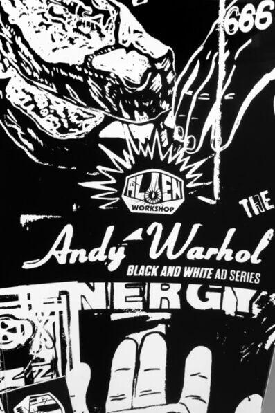 Andy Warhol, 'Andy Warhol Skateboard Deck (Warhol ad series)', ca. 2010