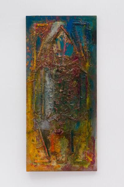 Frank Bowling, 'Ancestor Window', 1987