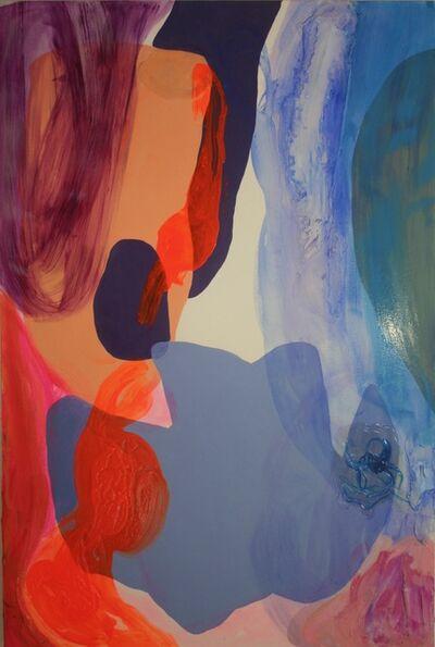 Debra Drexler, 'Azure Fade', 2018