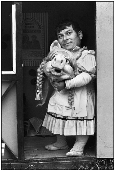 Paz Errázuriz, 'Miss Piggy II', 1984