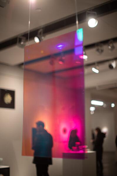 Allison Harrell, 'Dichroic Suspended', 2017