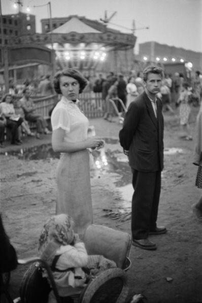 Erich Lessing, 'Nova Huta,  in Communist Poland.', 1960