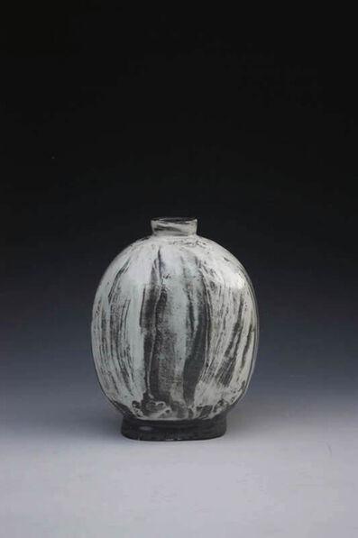 Kang Hyo Lee, 'Puncheong Flat Bottle 6', 2012