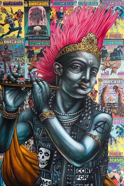 Michael LaBua, 'Outcasts (Krishna)', 2016
