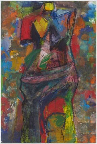 Jim Dine, 'The Fast Payback', 2014
