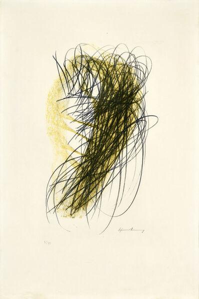 Hans Hartung, 'No title', ca. 1970
